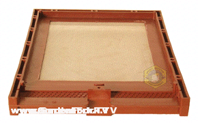 plastic screened board