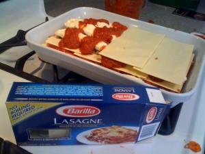 Super Fast Lasagna For A Family Dinner Gardenfork