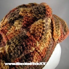 Life Adorned hand crafted knit hat