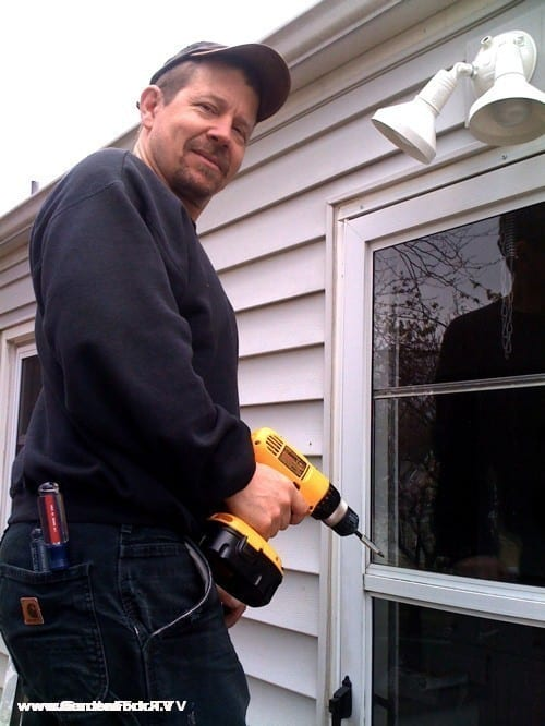 Eric, electricity, power tools, what will happen next...