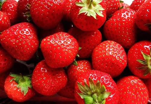 Caramel Strawberry Recipe