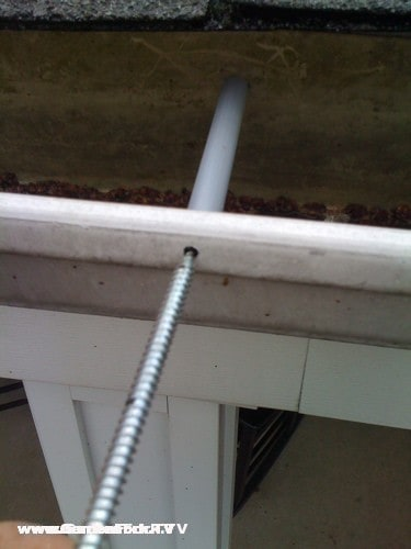 Rain Gutter Repair Gardenfork Eclectic Diy