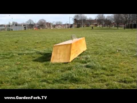 Plywood boat, How to build one : GF DIY Video - GardenFork.TV - DIY Living