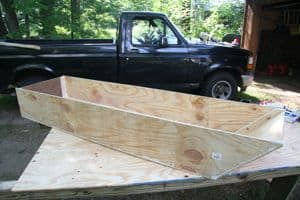plywood boat plans 6