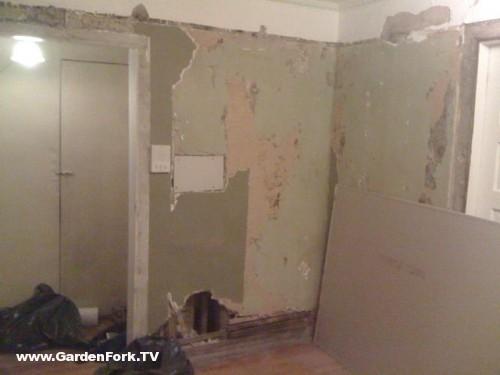 sheetrock plaster walls-3