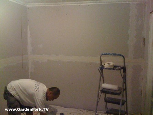 repair plaster walls
