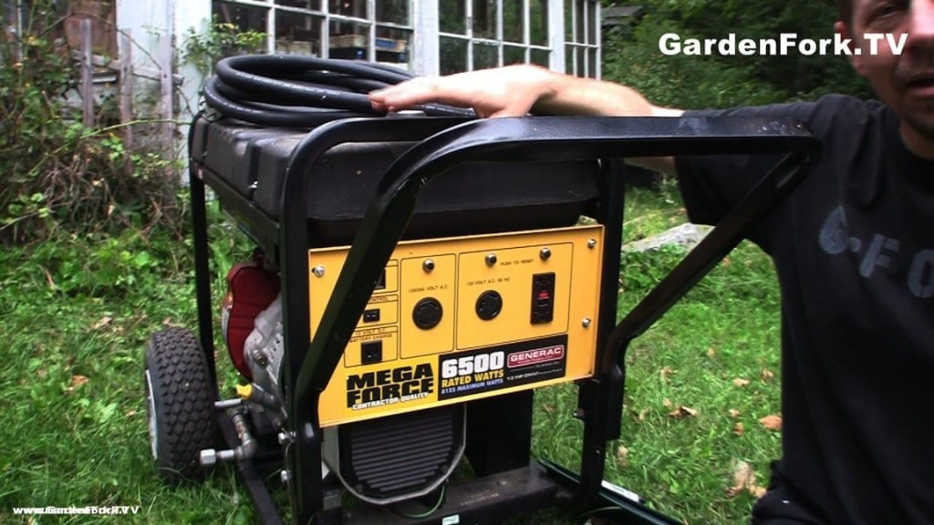 Hook Up A Generator