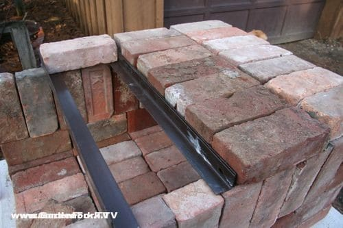 building a brick pizza oven plans house design and