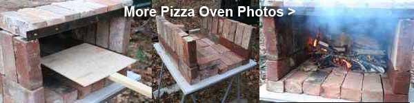 brick pizza oven video