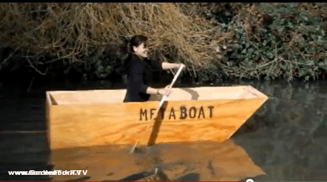 Plywood Boat Video By Gardenfork Viewers Gardenfork Tv