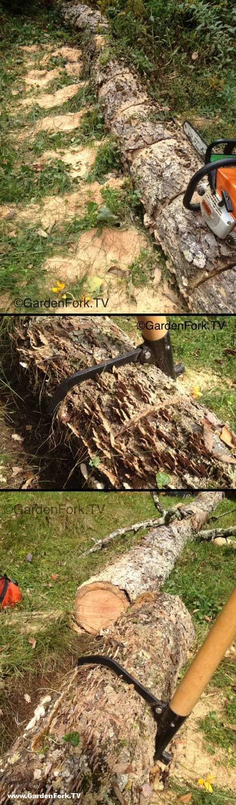 chainsaw-cutting-firewood