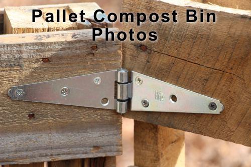 pallet compost bin plan video