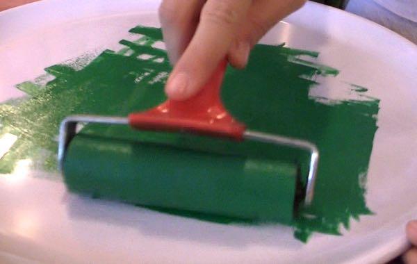 block-printing-roller