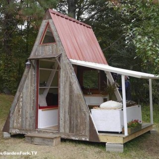 tiny house plans from Deek