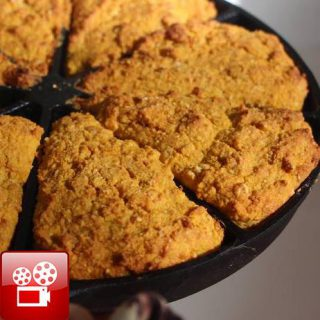 Pumpking Cornbread Recipe