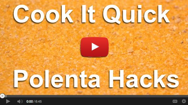 polenta recipe video