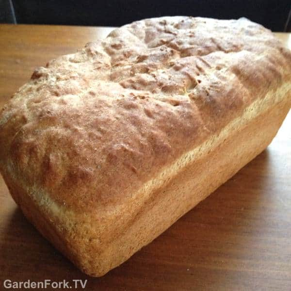 batter bread sandwich loaf recipe