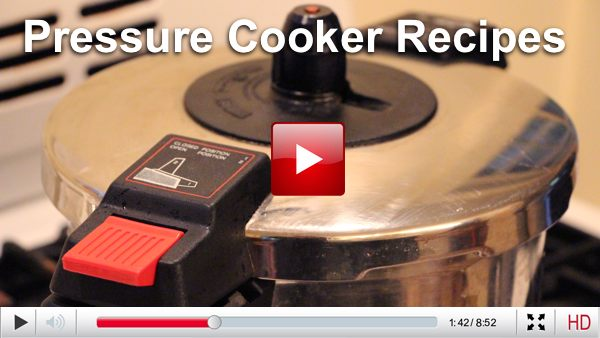 cook with a pressure cooker