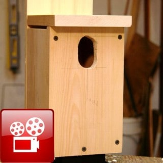 easy birdhouse plans