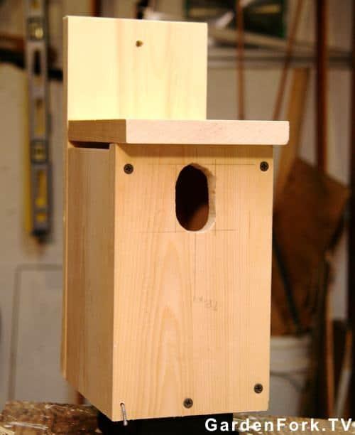 easy birdhouse plans video