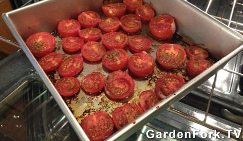 roasted cherry tomato recipe
