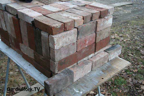 brick pizza oven plans
