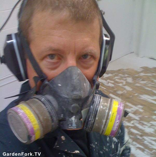 Diy Floor Sanding Just Say No Gardenfork Tv Diy Living