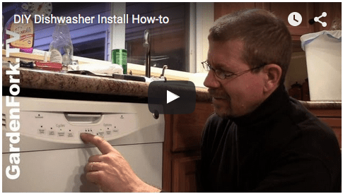 Dishwasher Installation Hooked Up To Cold Or Hot Water? - GardenFork