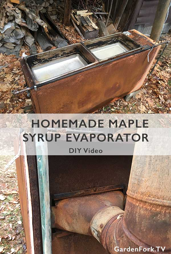Steam Table Pan Maple Syrup Evaporator