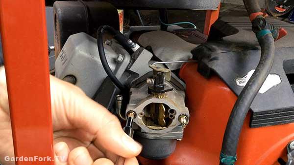 Generator wont start