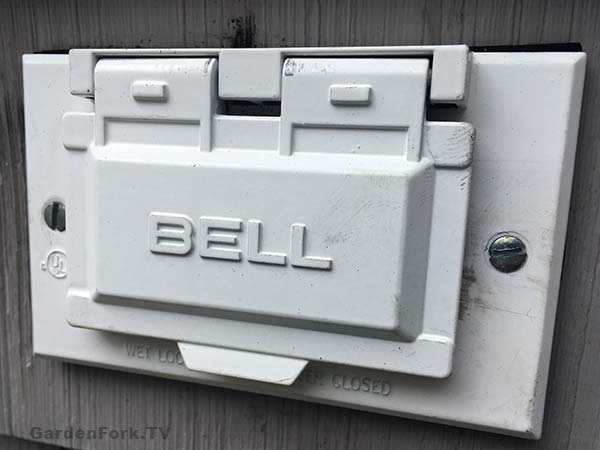 Don't Power Wash Outdoor Outlets - Replace A GFCI Outlet
