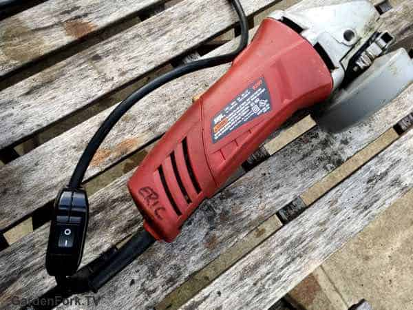 Skil right angle grinder repair