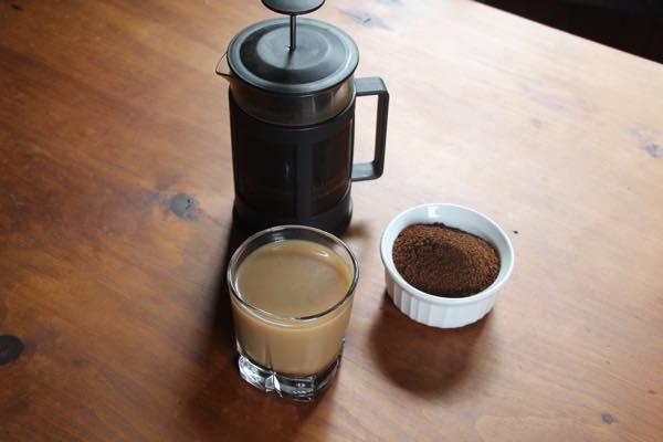 Make Iced Coffee