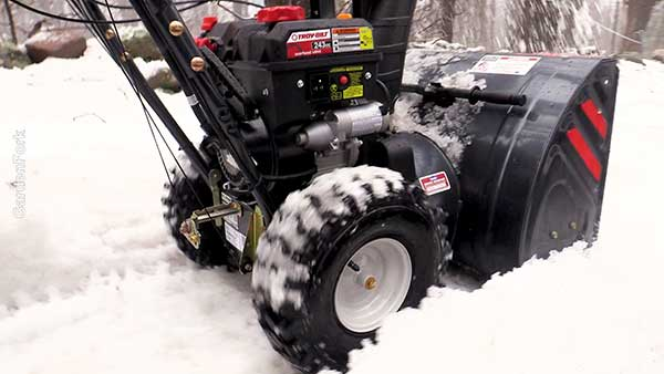 Troy Bilt Snow Blower Review