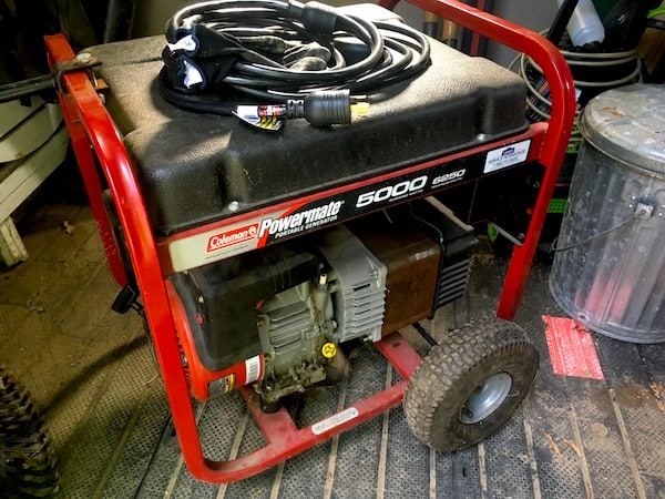 Portable Generator Run Whole House AC