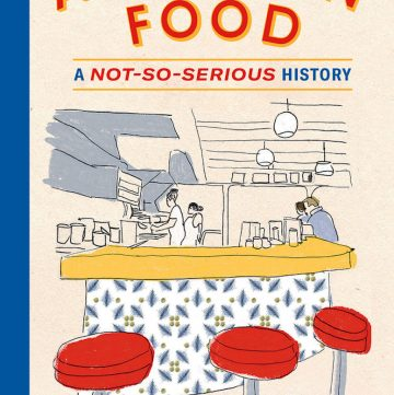 book on the history of food